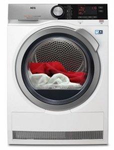 Dryer AEG T8DEC68S