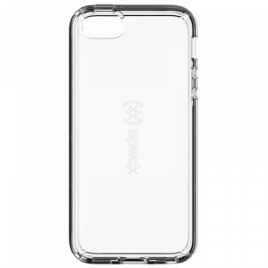 Smartphone case Speck IPHONE 5S/SE CANDYSHELL CLEAR 77157-5085