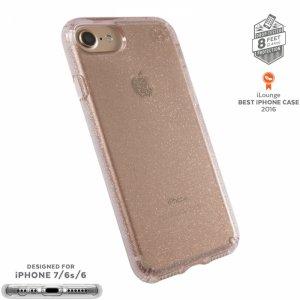 Smartphone case Speck IPHONE 7 PRESIDIO ROSEGLITTER 79989-5978