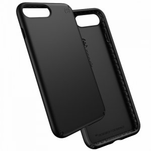 Smartphone case Speck iPhone 7 PLUS Presidio Black 79980-1050