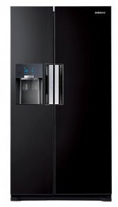 Fridge Freezers Samsung RS-7768FHCBC BLACK