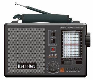Radio DIVA RETROBOX