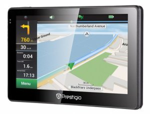 Navigation Prestigio GEOVISION 5057 PGPS5057EU20GBNV