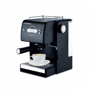 Electric Coffee Maker Crown CEM-1521B CREATIONS