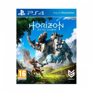 Video Games PS4 HORIZON ZERO DAWN