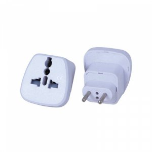 Adapter DIVA TRAVEL US/UK/EU/ШУКО БЯЛ