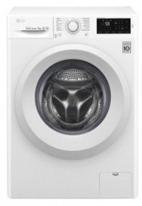 Washing Machine LG F4J5QN3W - 7/1400