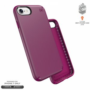 Smartphone case Speck IPHONE 7 PRESIDIO PURPLE/PINK 79986-5748