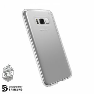 Smartphone case Speck SAMSUNG GALAXY S8 CLEAR 90253-5085