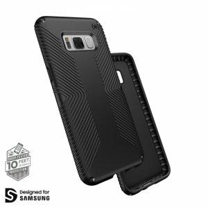 Smartphone case Speck SAMSUNG GALAXY S8 GRIP BLACK 90252-1050