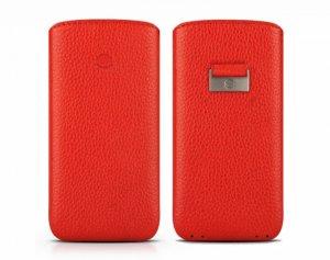 Smartphone case Beyza RETRO STRAP IPHONE 7 (6S) RED BZ10742