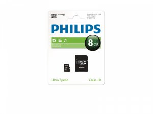 Memory card Philips MICRO SDHC 8GB CI.10