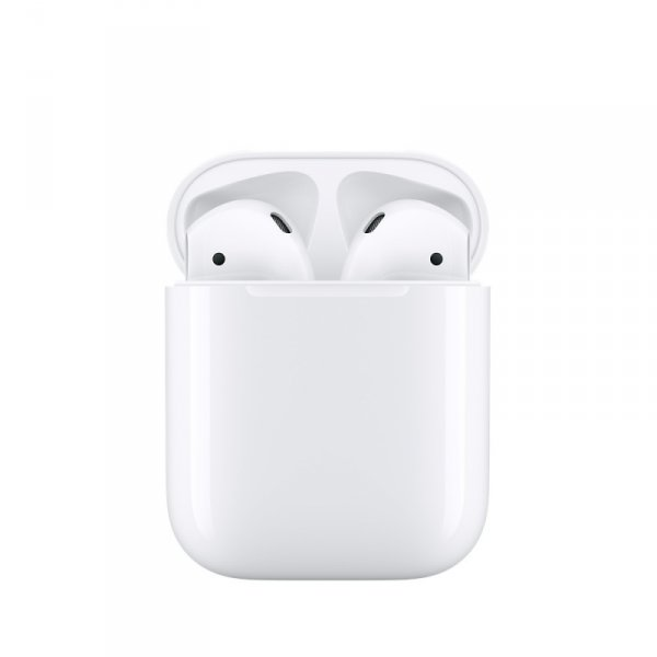 Headphones with mic APPLE AIRPODS MMEF2