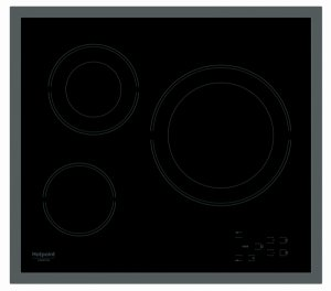 Built-in Ceramic Hob Hotpoint-Ariston HR 603X