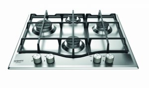 Built-in Gas Hob Hotpoint-Ariston PCN 641 IX/HA EE