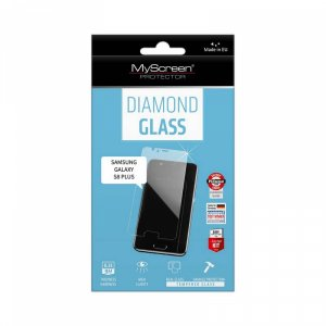 Display protector MyScreen ЗА SAMSUNG GALAXY S8+ DIAMOND GLASS 3D
