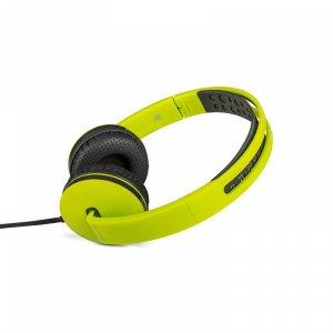 Headphones with mic LOGIC MH-7 GREEN С МИКРОФОН
