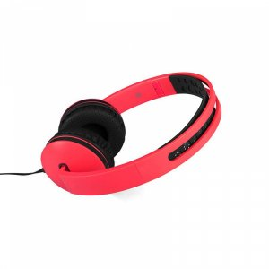 Headphones with mic LOGIC MH-7 RED with mic