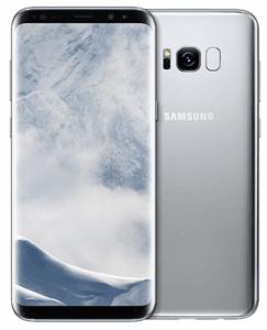 Mobile phone Samsung SM-G955F GALAXY S8+ SILVER