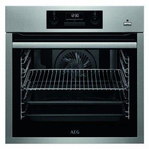 Built-in Oven AEG BES 351110M PLUS STEAM