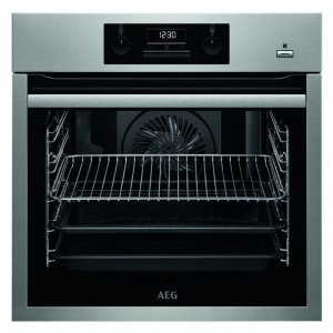 Built-in Oven AEG BES 351110M PLUS STEAM