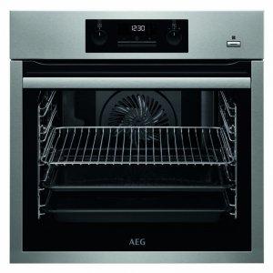 Built-in Oven AEG BPS 351120M PLUS STEAM