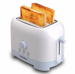 Toaster Crown CT-720BW