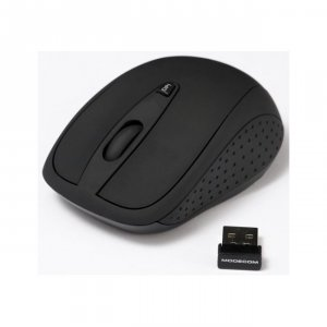 Mouse Modecom MC-WM4 BLACK GREY WIRELESS