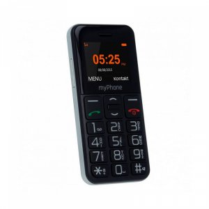 Mobile phone myPhone HALO EASY BLACK