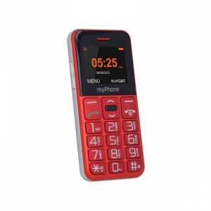 Mobile phone myPhone HALO EASY RED