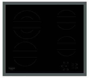 Built-in Ceramic Hob Hotpoint-Ariston HR 642 X CM