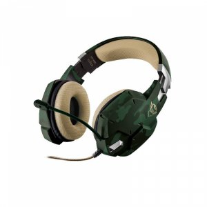 Headphones with mic Trust GXT322C CARUS