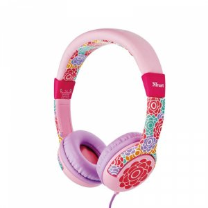 Headphones Trust SPILA KIDS FLOWER