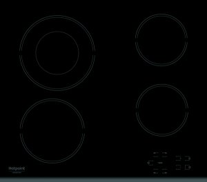 Built-in Ceramic Hob Hotpoint-Ariston HR 632 B
