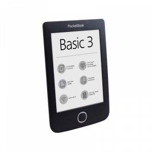 """e-Book reader PocketBook 614-2 BASIC 3 BLACK 6"""""""