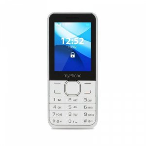 Mobile phone myPhone CLASSIC WHITE