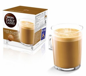 Coffee NESCAFE®  Dolce Gusto® AU LAIT