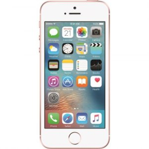 Mobile phone APPLE IPHONE SE 32GB ROSE GOLD MP852