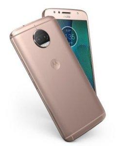 Mobile phone Motorola MOTO G5S PLUS DS GOLD