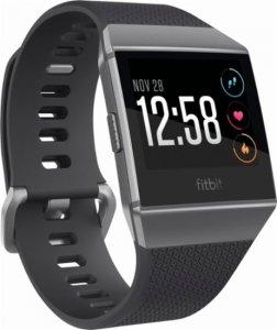 SmartWatch Fitbit IONIC CHARCOAL/SMOKE GRAY FB503GYBK