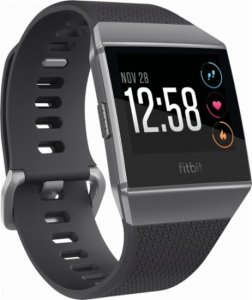 SmartWatch Fitbit IONIC CHARCOAL/SMOKE GRAY FB503GYBK