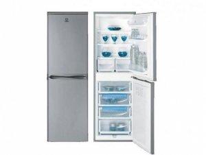 Fridge Freezers Indesit CAA 55NX