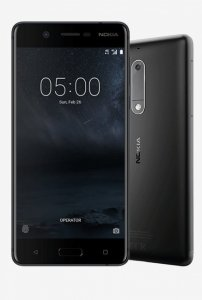 Mobile phone Nokia 5 DUAL SIM BLACK