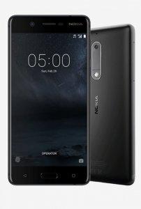 Mobile phone Nokia 5 DUAL SIM BLACK