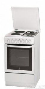 Cooker (electric/gas) Indesit I5NSH2AE(W)KZ