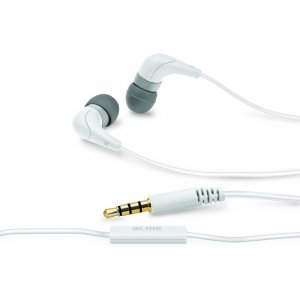 Headphones with mic ACME HE-15W WITH MICROPHONE