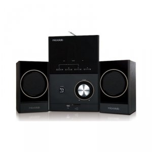 Speakers Microlab M-223U 2.1 (FM+USB+SD)