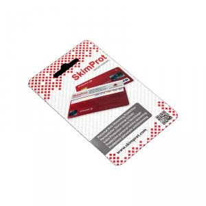 Accessory SkimProt BANK CARD PROTECTOR