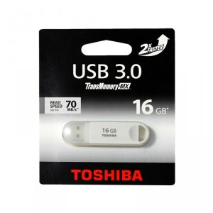 USB flash memory Toshiba SUZAKU 16GB USB 3.0 WHITE
