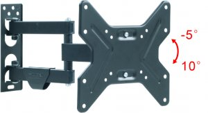 TV Wall Supports X-TREMER 1442TS-ECO - TILT AND SWIVEL